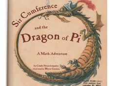 Sir Cumference and the Dragon of Pi Powerpoint book presentation