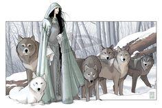 The wolfpack by Vyrhelle-VyrL