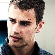 Four or Tobias? Me thinks Tobias :) Divergent Theo James, Divergent Four, Divergent Fandom, Divergent Trilogy, Divergent Insurgent Allegiant, Tobias, Tris Und Four, Theo Theo, Theodore James
