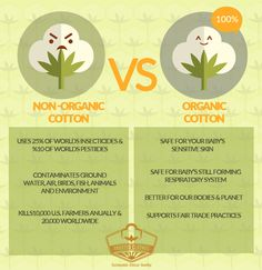 Image result for organic cotton infographic