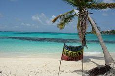 Anguilla Beach Bars - Gwen's Reggae Bar, Upper Shoal Bay