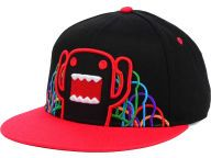 Find the Domo Black/Red Domo Slo-Mo Neon Snapback Cap & other Gear at Lids.com. From fashion to fan styles, Lids.com has you covered with exclusive gear from your favorite teams.