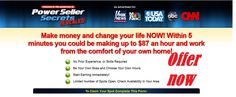 Receive our private home income kit