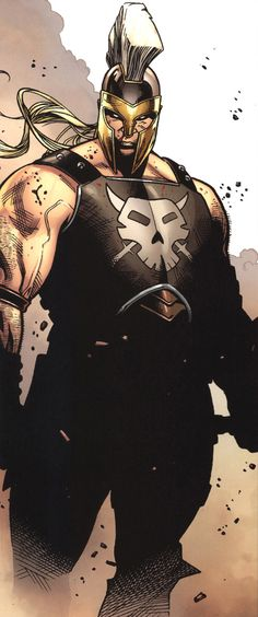 marvel ares comic - Google Search