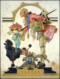 ❤ - J.C. Leyendecker - 1930