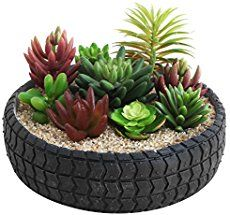 You are going to love these awesome Tire Planter Ideas and they will brighten your garden up no end. Be sure to view all the fun projects now.