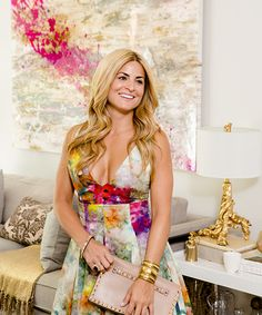 Home Inspiration From An HGTV Starlet  #refinery29  http://www.refinery29.com/alison-victoria-hgtv-kitchen-crashers