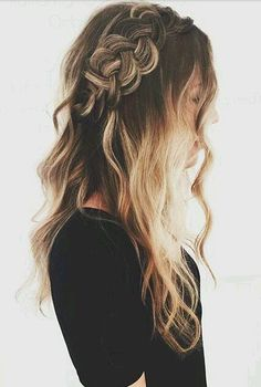 This tip made me think of you: Back To School Hair Tutorials And Inspiration