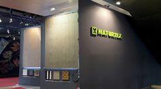 "Stand Naturtex en la Feria Internacional de Milán ""Salone del Mobile"" www.novospain.com"