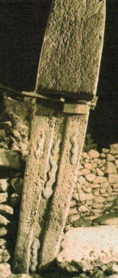 Göbeklitepe- Urfa, 9600 BC (11.600 years ago) (Erdinç Bakla archive)