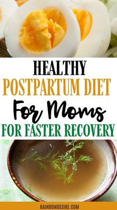 Postpartum Natural for Moms. Postpartum Diet, Postpartum Recovery, Baby Food Recipes, Healthy Recipes, Healthy Foods, Recovery Food, Breastfeeding Foods, Baby Eating, Newborn Care