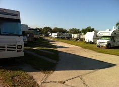 Deakinu0027s Venice RV and Boat Storage & Big Toy Storage u0026 Sales Venice FL | Camper Storage | Pinterest ...