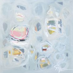 A blog about artist Sarah Otts. A painter in Mobile, AL.