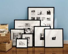 gallery frames - Google Search