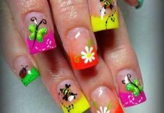 insectos mariposas unas ideas verano