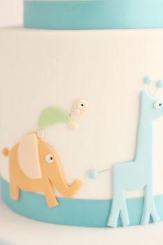 @kellie Noah's Ark Cake idea for BB?