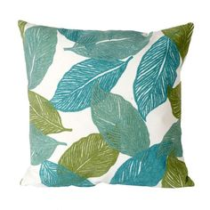 I pinned this Mystic Leaf Pillow from the Four Leaf Clover Finds event at Joss & Main!