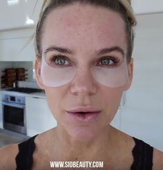 Banish those pesky crows feet and eye wrinkles with the SiO Super EyeLift pat Under Eye Wrinkle Treatment, Under Eye Wrinkles, Prevent Wrinkles, Wrinkle Remedies, Dry Skin On Face, Eye Lift, Dull Skin, Diy Skin Care