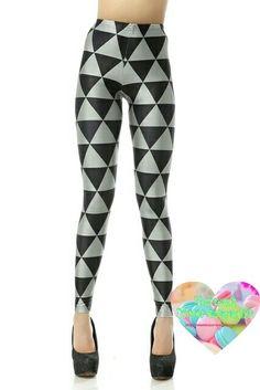 Geometric leggings ° S to XXXXL