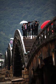 Kintai Bridge, Iwakuni, Yamaguchi, Japan