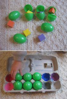Egg memory game