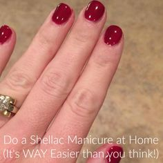 Shellac nails on a budget how to do shellac nails at home to diy gel nails at home great site with direction on how to do gel nail solutioingenieria Images