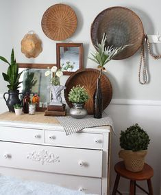 Thrift the look-recreate decor with thrift store finds decor diy thrift stores Thrift The Look- Boho Decor