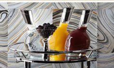 Decanters for brunch via Z Gallerie