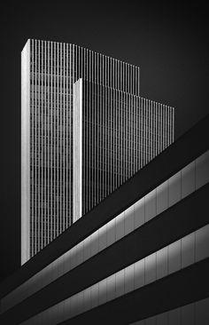 Empire Plaza NY by Jarrod Bruner.