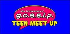 The Homeschool Gossip: Teen Meet Up at The Park April 25 ~ Teen Games ~ R...