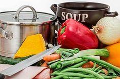 Suppe, Gemüse, Topf, Kochen