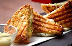 PureWow is taking a road trip around the country to find the best grilled cheese sandwich in every state in the U. (and Washington D. Best Grilled Cheese, Grilled Cheese Recipes, Sandwich Recipes, Grilled Cheesus, Cheese Day, Goat Cheese, Spanish Dishes, Spanish Cuisine, Spanish Menu