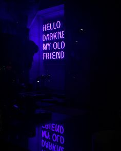 Hello darkne(ss) my old friend, and goodbye 2016. Ultimo, Sydney.