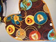 """Kinderaccessoires - """"Ich""""-Täschchen - ein Designerstück von kleinerSonnenstrahl bei DaWanda"""