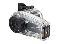 Canon WP-V2 Waterproof Case for HF-M30, 31 and 300 - http://electmecameras.com/camera-photo-video/underwater-photography/canon-wpv2-waterproof-case-for-hfm30-31-and-300-com/