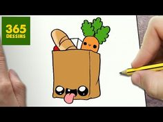 COMMENT DESSINER CHAUSSURES DE TENNIS KAWAII ÉTAPE PAR ÉTAPE – Dessins kawaii facile - YouTube