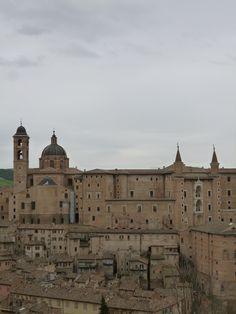Palazzo Ducale、Urbino, Le Marche, Italia