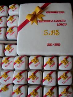 556398c62f52 14 Best Moje torty na promócie a stužkové - My graduation cake ...