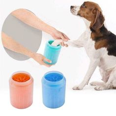 🐶SOFT Dog Lover Gifts, Dog Lovers, Cool New Gadgets, Pet Paws, Soft And Gentle, Brush Cleaner, Dog Accessories, Deep Cleaning