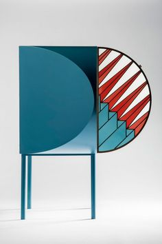 Spazio Pontaccio has unveiled Credenza, a capsule collection of furniture that merges the contemporary design of Patricia Urquiola with the graphic skills of Federico Pepe. Glass Furniture, Cabinet Furniture, Art Furniture, Design Furniture, Luxury Furniture, Kitchen Furniture, Furniture Websites, Outdoor Furniture, Patricia Urquiola