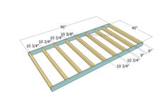 This step by step diy woodworking project is about simple playhouse plans. If you want to learn more about building a basic playhouse with an appealing design, we recommend you to take a look over the instructions described in the article. Simple Playhouse, Pallet Playhouse, Build A Playhouse, Wooden Playhouse, Woodworking Projects Diy, Woodworking Plans, Wood Putty, Floor Framing, Diy Shed