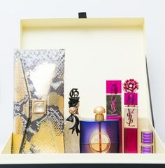 Beauty goodies. @thecoveteur
