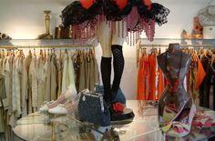 Consignment, vintage shops in Geneva - GenevaLunch News Vintage Clothing Stores, Vintage Shops, St Gervais, Red Cross, Business Entrepreneur, Store Fronts, Store Design, Wardrobe Rack, Vintage Outfits