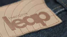 Naming e Identidad corporativa para jeans leap Jeans, Corporate Identity, Denim, Denim Pants, Denim Jeans