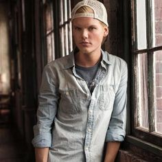 Grammy Nominee Avicii wears Denim & Supply Ralph Lauren.