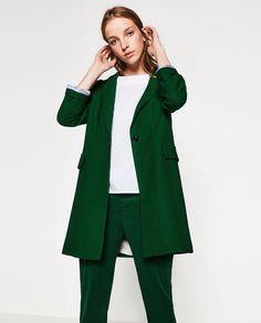 64 Best Zara images   Style, Jackets, Asymmetrical skirt f06d9f81d8