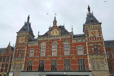 Gare d'Amsterdam