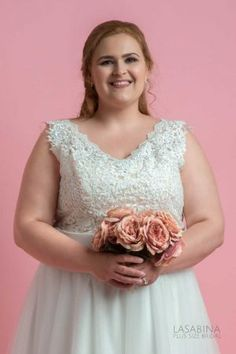 Plus size wedding dress Archives - lsplussizeweddingdress