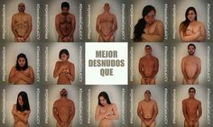 Venezuela, campaña #MejorDesnudosQue   #Venezuela #DictaduraEnVzla #CensuraEnVzla  #VamosALaCalleVenezuela  #ResistenciaVzla #SOSVenezuela #TodosSomosVenezuela