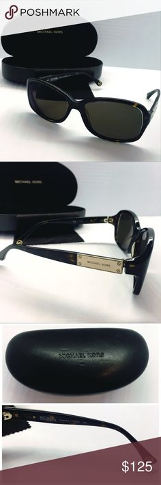 🌼MICHAEL KORS SUNGLASSES🌼 🌼MICHAEL KORS SUNGLASSES🌼 These have subscription lenses but can be changed out for your own lenses. Frames are in excellent used condition. Comes with case and cloth. Case shows some wear from storing in my purse. Purchased at Visionworks. Authentic  🚫NO TRADES🚫NO LOWBALLS🚫 KORS Michael Kors Accessories Sunglasses